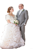 Shortland Street - Bella and Luke's Wedding PNG by Elliott-Lee-Blogger
