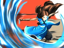 Katara - Take 2 by Vectriss