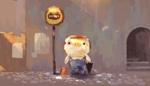 The Dam Keeper by s4yo