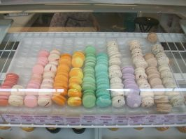 Macarons in Japantown by Wanderer619