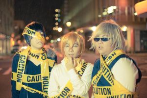 drrr: ikebukuro's three dangers by ramirei