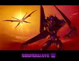 TFP Soundwave by vapidity