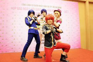 Utapri debut by mellysa