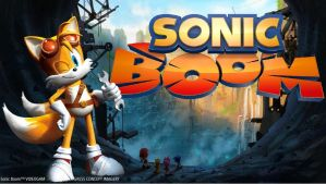 Sonic Boom - Miles Prower by Knuxy7789