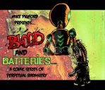 Blood and Batteries ad by pigmanga