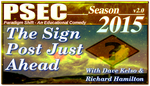 PSEC 2015 The Sign Post Just Ahead by paradigm-shifting