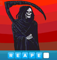Reaper for Draw Something by zachjacobs