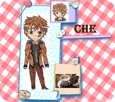 [Breakfast Legacy App] Che by Cross-Angel-Chan