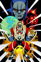 New Gods by PowermasterJazz