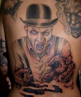 clockwork orange 2 by DarkSunTattoo