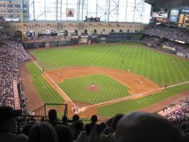Minute Maid Park by 440supercommando