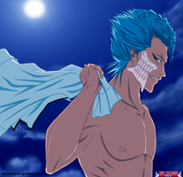 Grimmjow Jeagerjaques by GoLD-MK