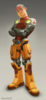 Suit Concept-04 by mhannecke