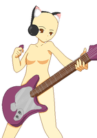 Base guitar 2 by fancoupleanime