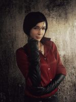 Ada Wong Resident Evil 6 Cosplay by CarlaGolbat