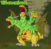TITANOXIOUS by Omny87