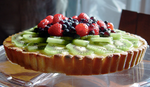 Fresh Fruit Tart by maytel