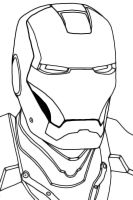 Iron Man by PolishTank48