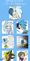 .:MEME:. Character Meme II - Supports (ft. Ice) by SilverfanNumberONE