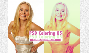 PSD Coloring 05 by riyaC88