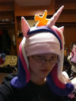 Princess Cadence Hat by Dragon-hobbit101