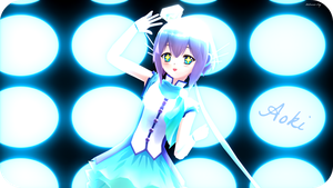 .: MMD :. Midnight Party Fever by Meitsuniie-Shy