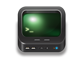 Console Icon by RavenOneill
