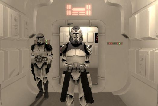 Commander Wolffe 2 by CptRex