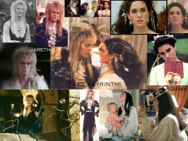 Labyrinth Wallpaper by Phantom-Elf