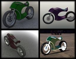 Bike concept by M667