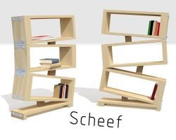 scheef design stack by Heersch