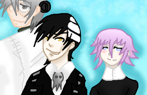 Soul Eater- My Favorite Meisters by albertxlailaxx