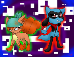 PMD Sky: Team Awesome as F*** by ShadowTheZoroark