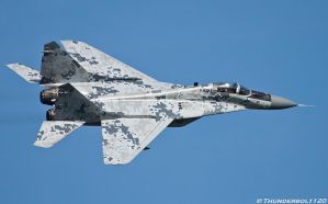 Mig-29AS 0619 by Thunderbolt120