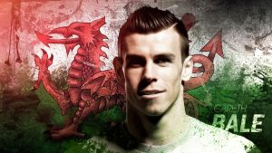 Gareth Bale Wallpaper by RakaGFX