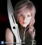 Lightning Hair and Makeup test by jrhall22