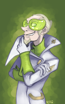 Branch Chief Faba by RessQ