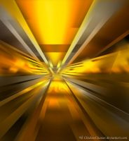 Abstract Tunnel by ChickenChasser
