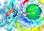 Sonic Rainboom by GreyRadian