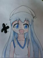 Ika Musume by Rin-luver