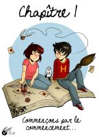 A Pottergeek's Diary - Chapter 1 by mistressmariko