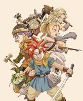 Chrono Trigger by mappy557