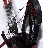 Compound Bow AR37 Top view by vikeis