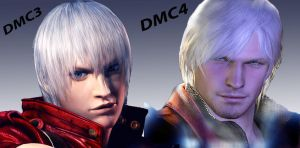 -The One and The Original Dante Sparda! by black-cat010