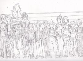 Soul Eater Height Chart by Z-Raid