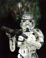 Darkness III: Trooper by solman1