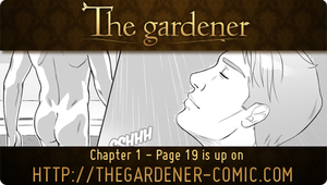 The gardener - CH01P19 by Marc-G