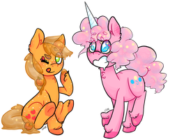 sweet manes by SoullessTeddybear