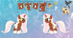 Ginger Muffin .:Ref.Sheet:. by PolarIceCake