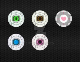 Portal 2 Buttons AN 2011 EDIT by TaiDaisuke
